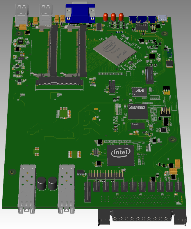 Intel Control Module_3D
