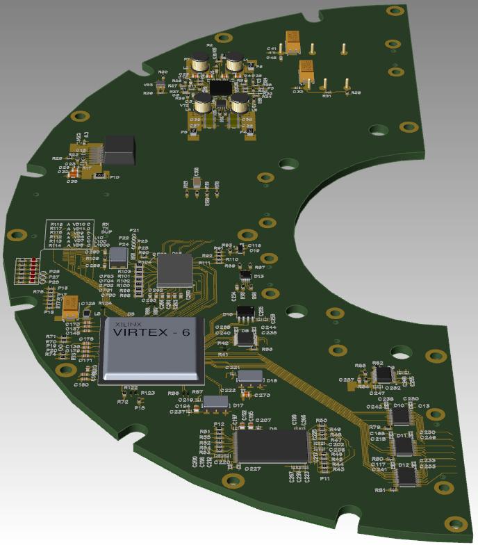 Control PCB_3D