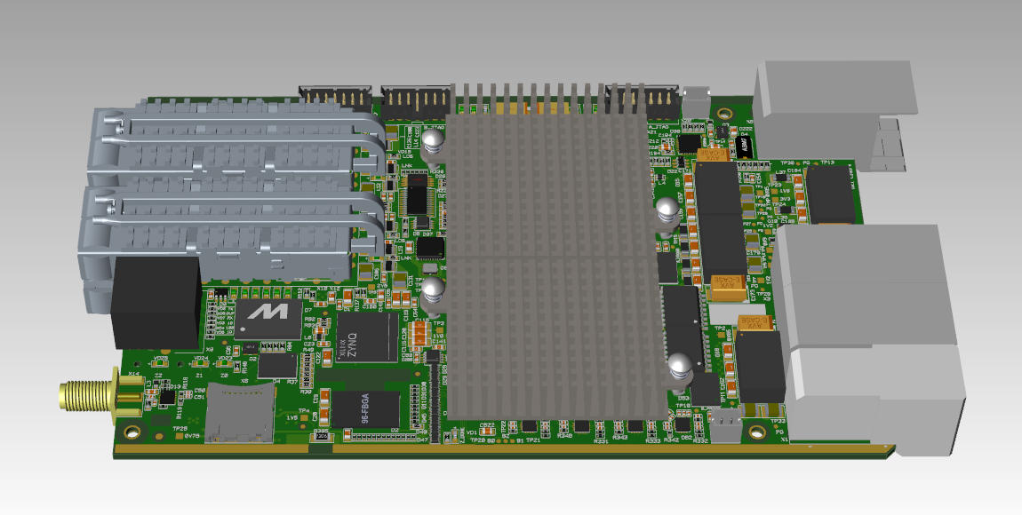 PCB Interface 3D